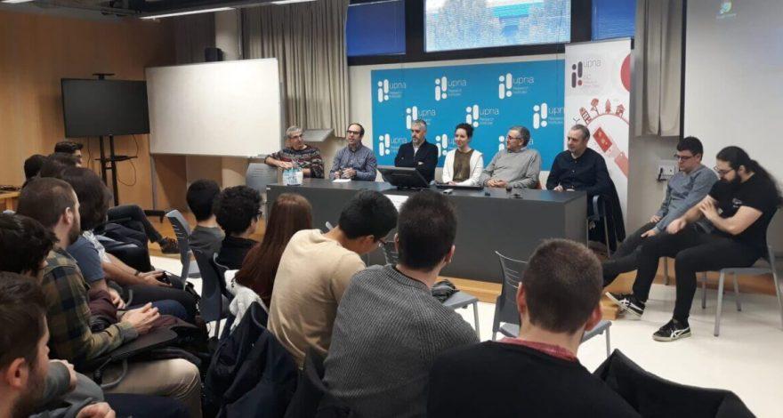 Jornada de Ciberseguridad en la UPNA